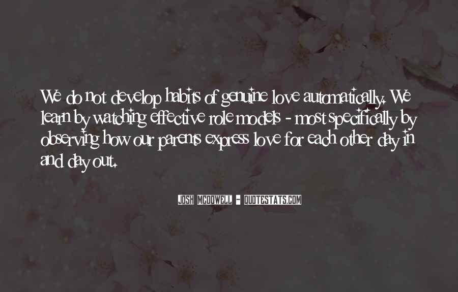 Quotes About Parents Love #239792