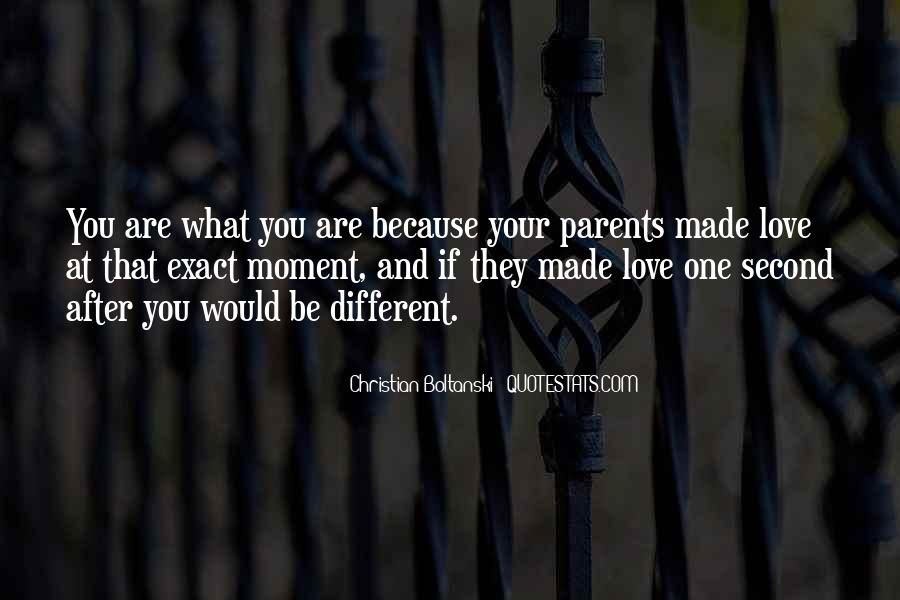 Quotes About Parents Love #248530