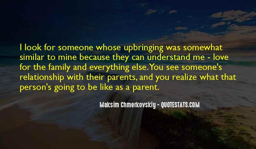 Quotes About Parents Love #253841