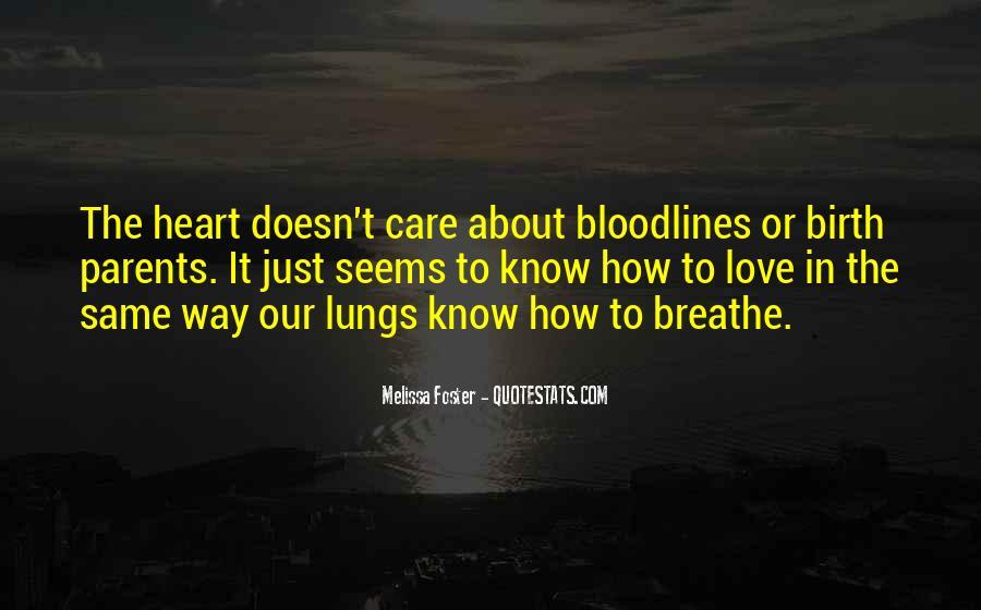 Quotes About Parents Love #256925