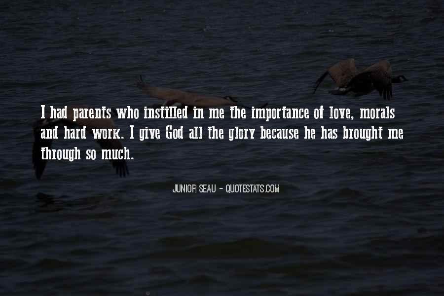Quotes About Parents Love #265320