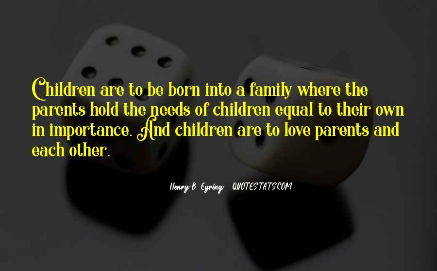 Quotes About Parents Love #279615