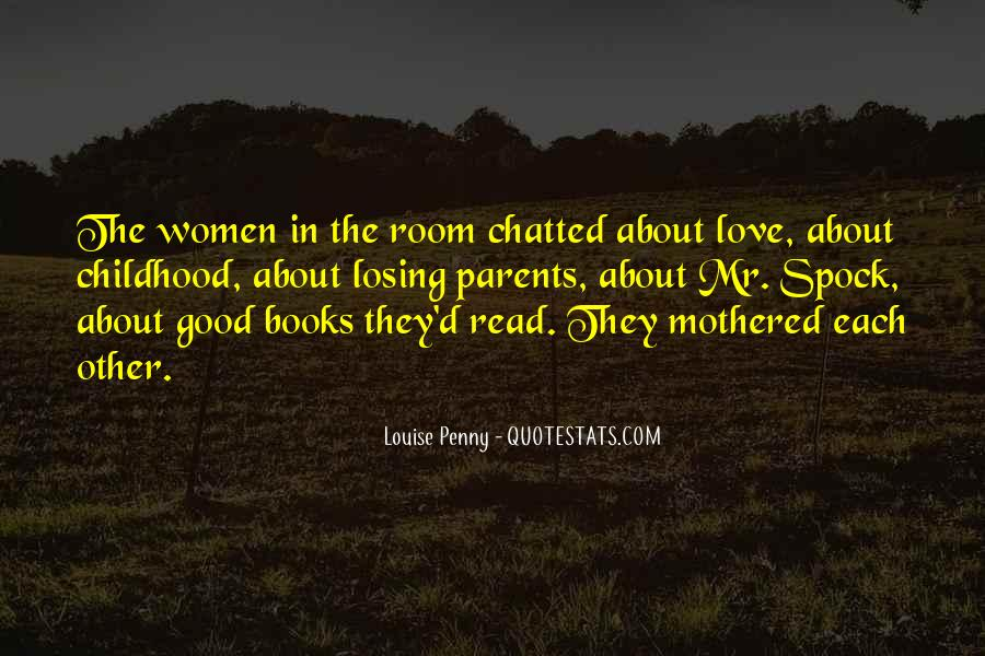 Quotes About Parents Love #302877