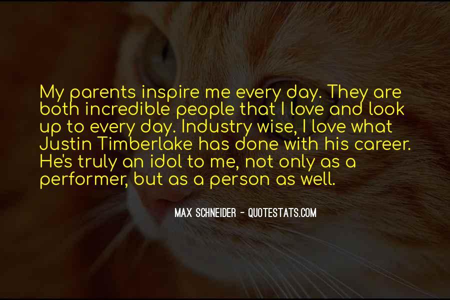 Quotes About Parents Love #60521