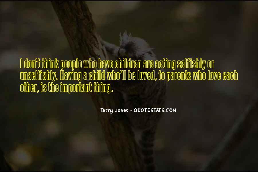 Quotes About Parents Love #68893