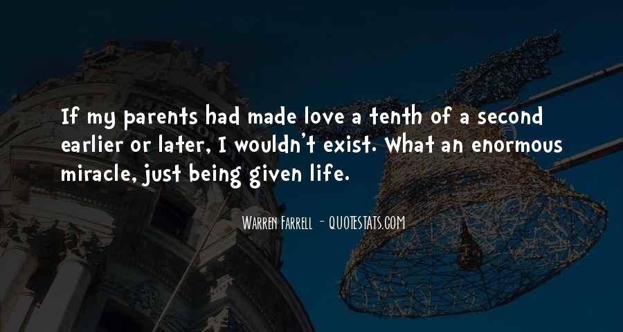 Quotes About Parents Love #80356