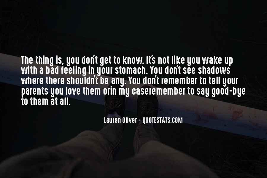 Quotes About Parents Love #85604