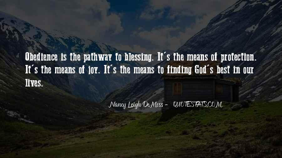 Quotes About Finding Joy In God #1144710