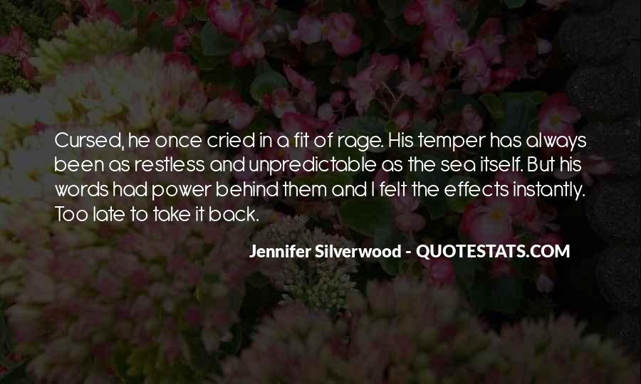 Quotes About Power Of Love #149814