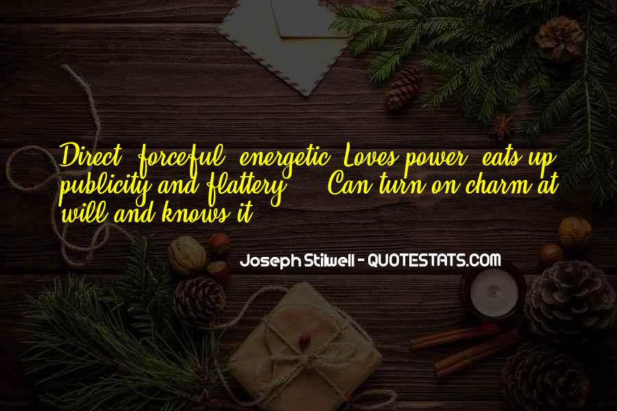 Quotes About Power Of Love #154893