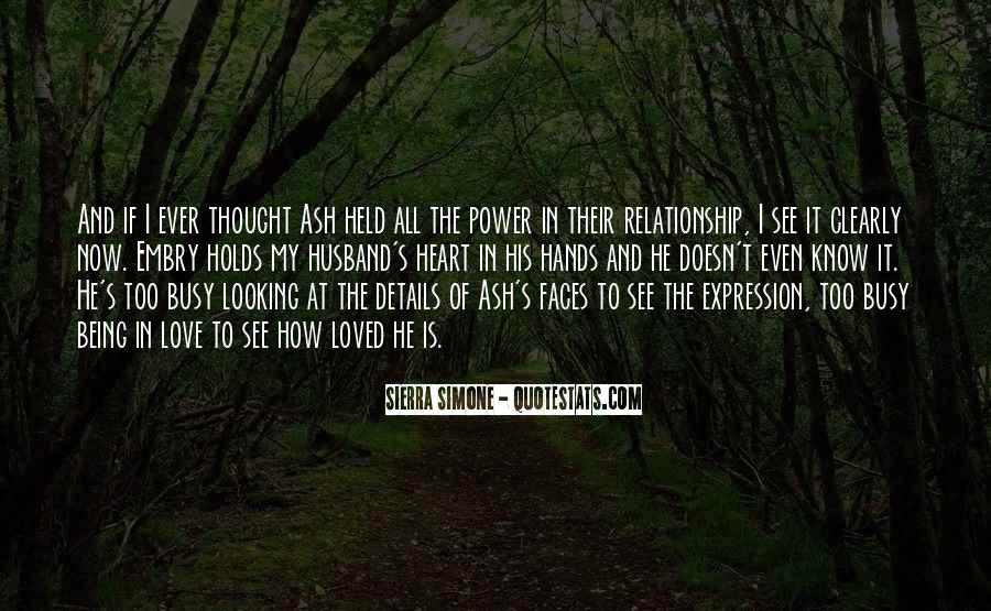Quotes About Power Of Love #163148