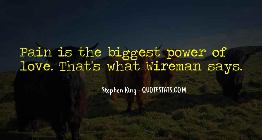 Quotes About Power Of Love #30307