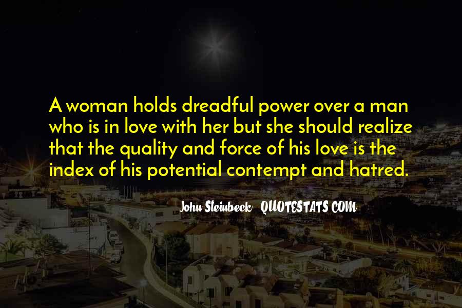 Quotes About Power Of Love #42861