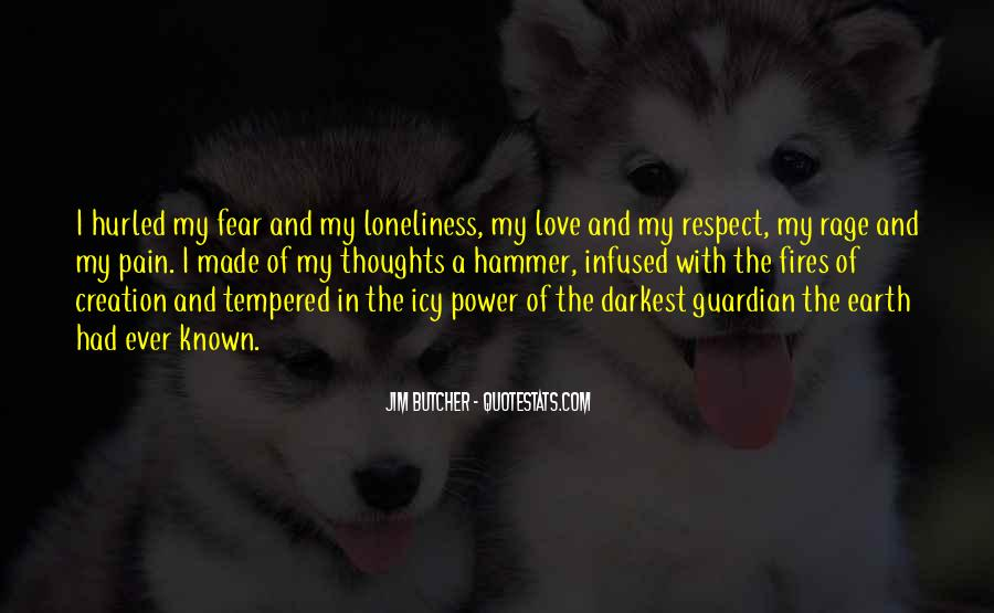 Quotes About Power Of Love #43651