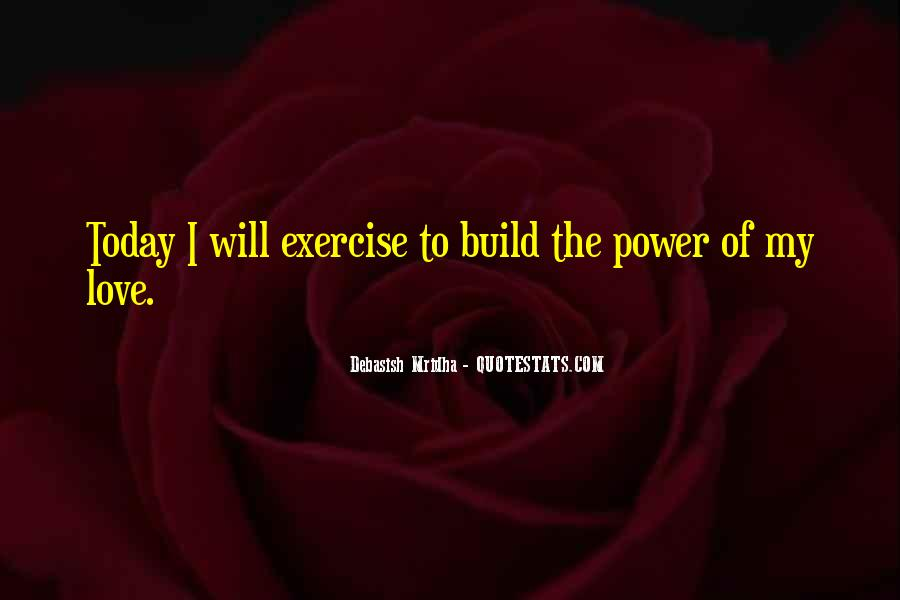 Quotes About Power Of Love #86105
