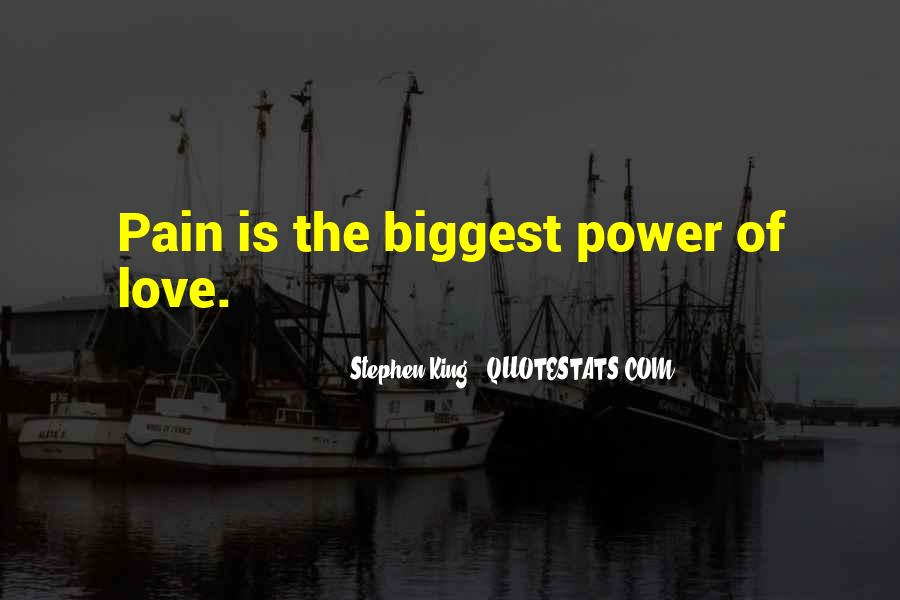 Quotes About Power Of Love #89687