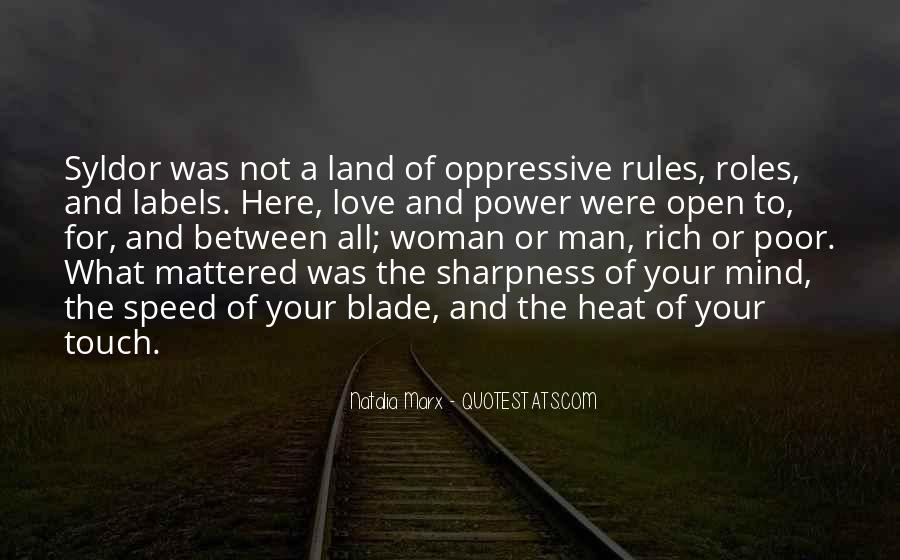 Quotes About Power Of Love #92656