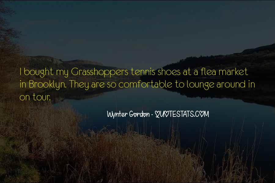 Quotes About Grasshoppers #126275