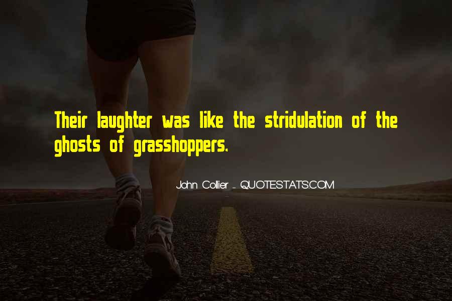 Quotes About Grasshoppers #818943