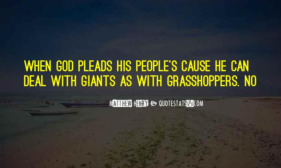 Quotes About Grasshoppers #885625
