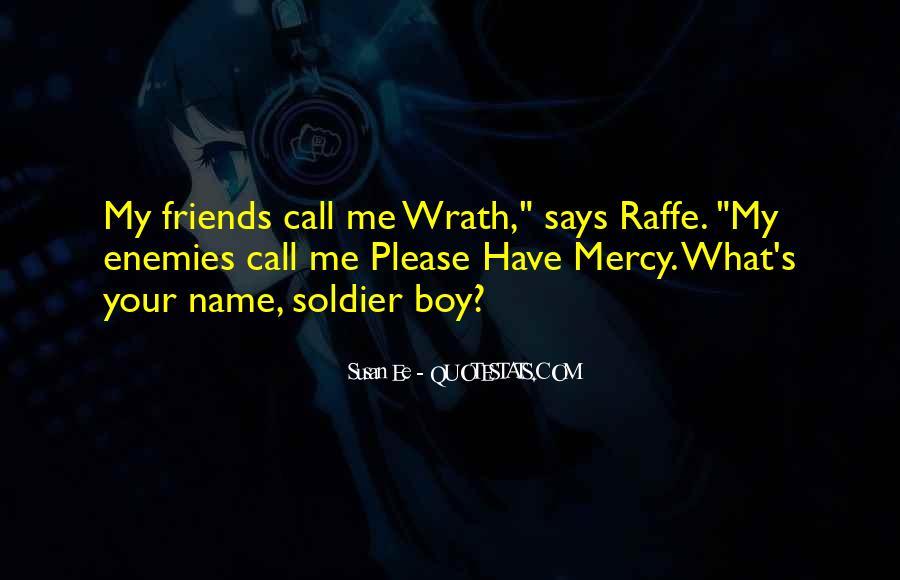 Quotes About Friends Enemies #1194