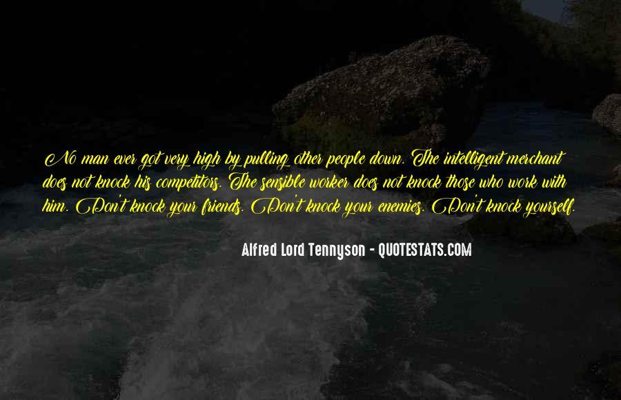 Quotes About Friends Enemies #194550