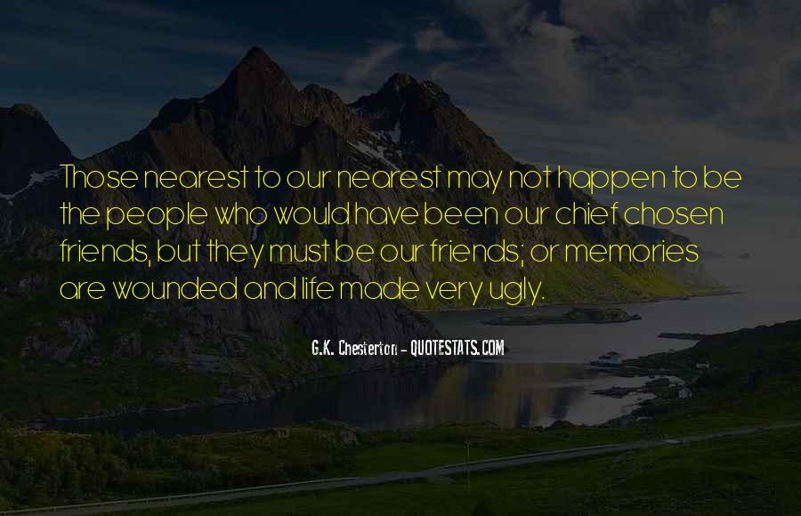 Quotes About Friends Enemies #208736