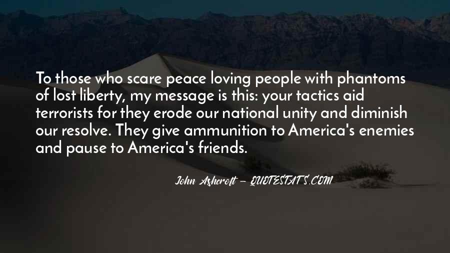 Quotes About Friends Enemies #215957
