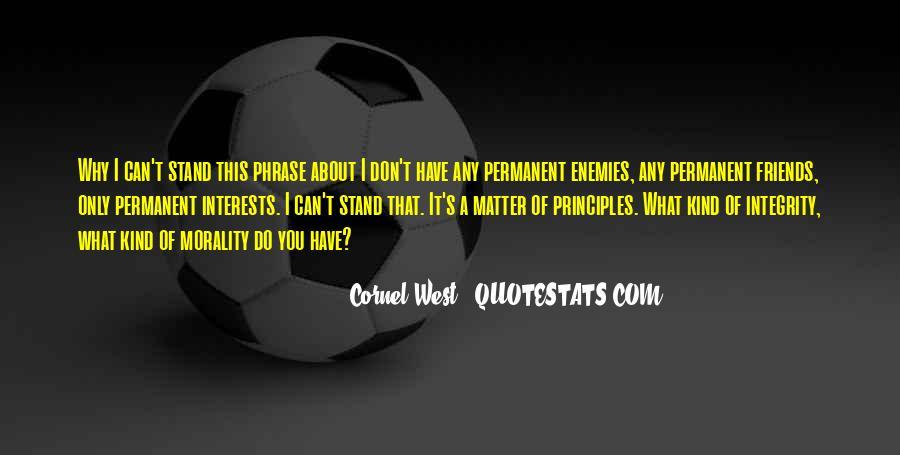 Quotes About Friends Enemies #252862