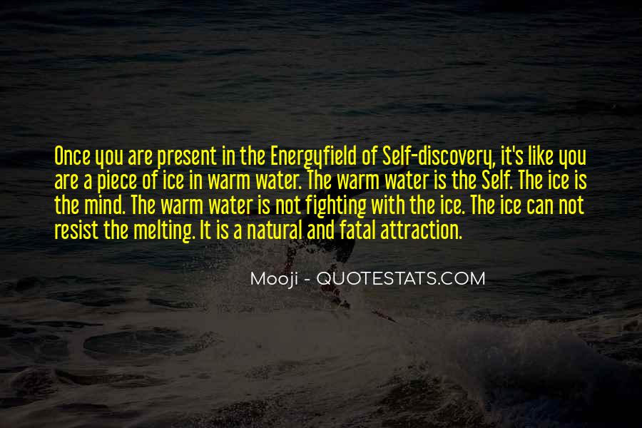 Quotes About Ice Water #1360413
