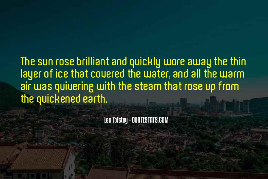 Quotes About Ice Water #194059