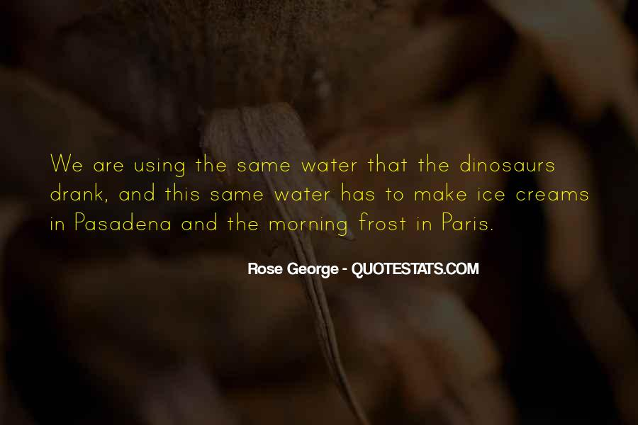 Quotes About Ice Water #903567