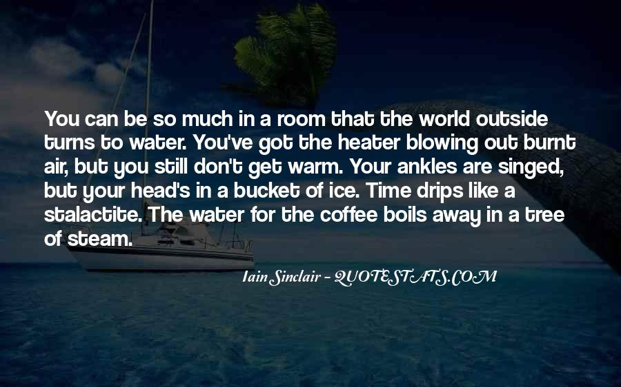 Quotes About Ice Water #934854