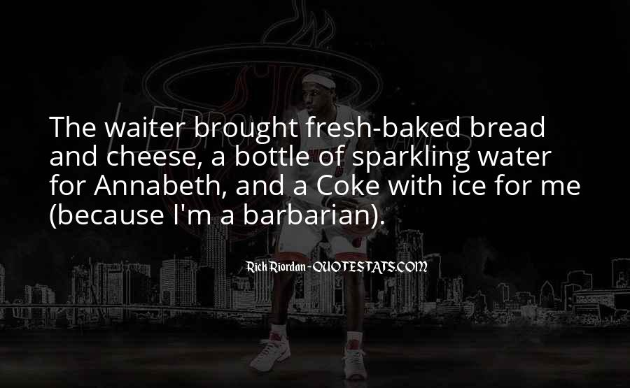 Quotes About Ice Water #962284