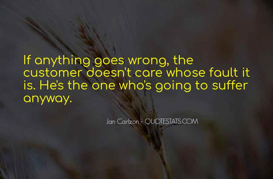 Quotes About Anything Goes #25780
