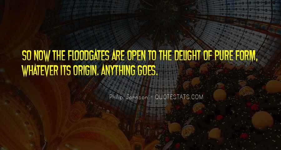 Quotes About Anything Goes #496162