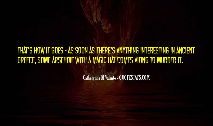 Quotes About Anything Goes #571812