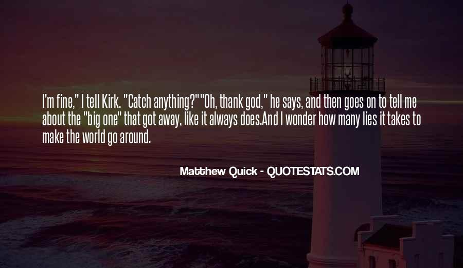 Quotes About Anything Goes #605617