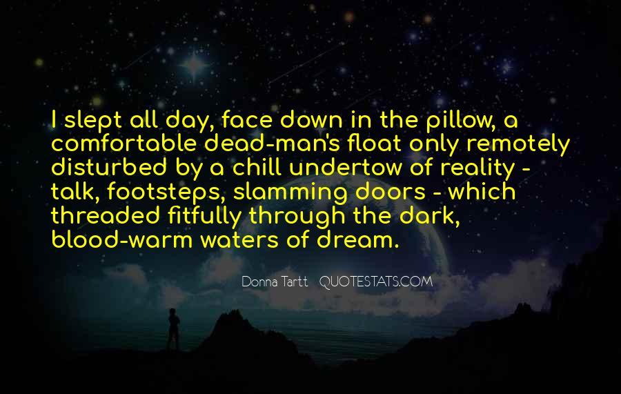 Quotes About Secret Doors #1347306