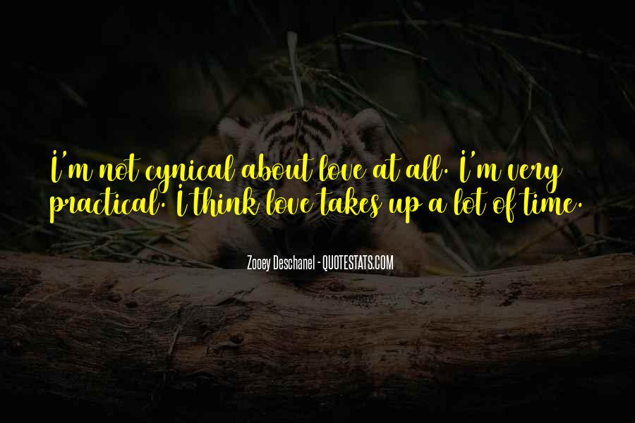 Quotes About Love About Time #113476