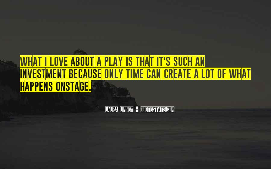 Quotes About Love About Time #122348