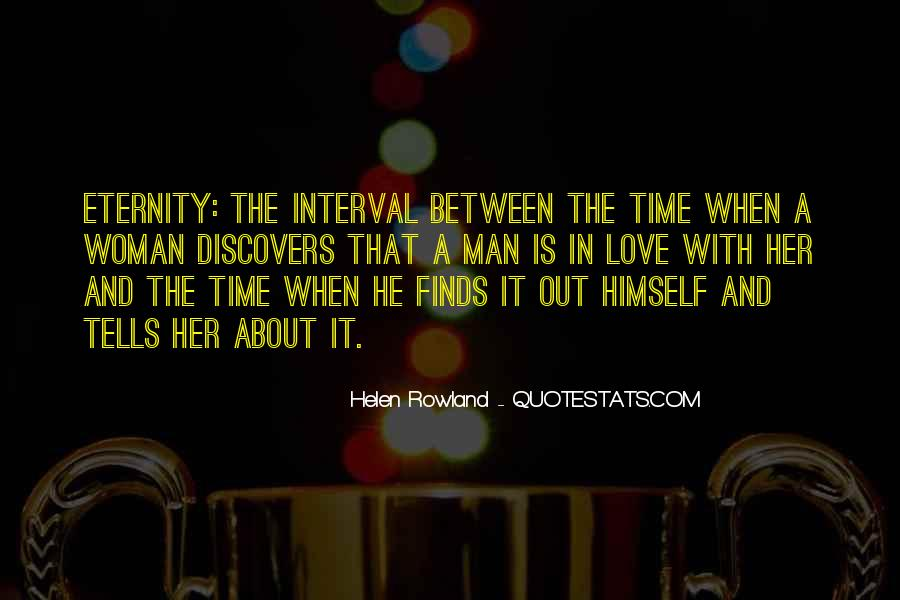 Quotes About Love About Time #163002