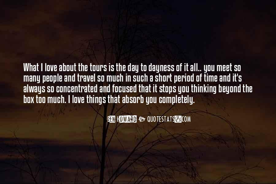 Quotes About Love About Time #166839