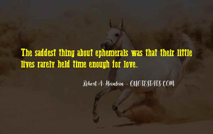 Quotes About Love About Time #22276
