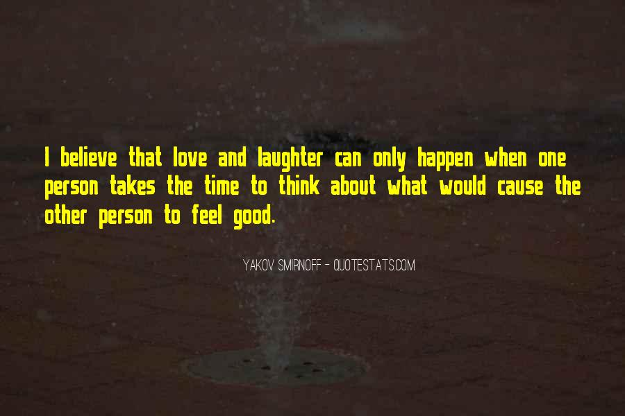 Quotes About Love About Time #97614