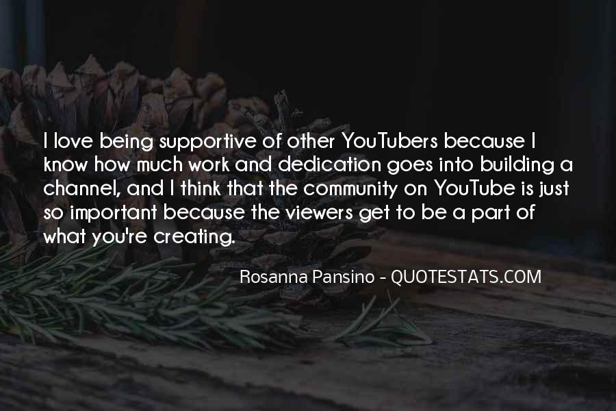 Quotes About Building A Community #1255365