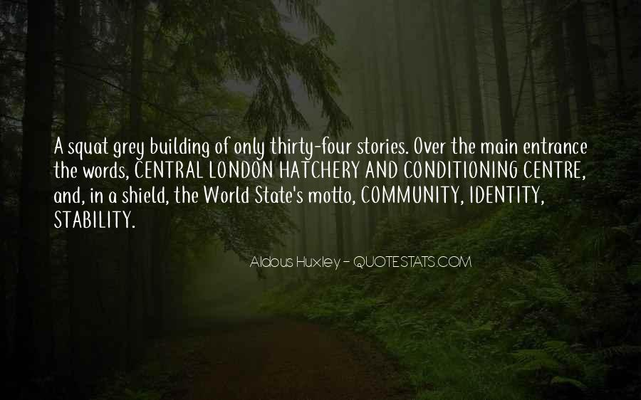 Quotes About Building A Community #1305305
