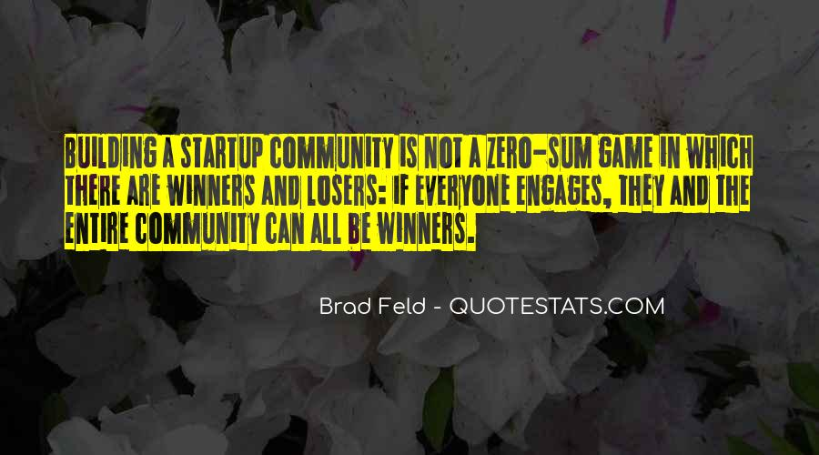 Quotes About Building A Community #1414100
