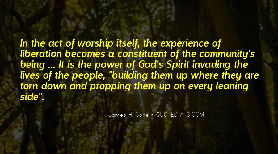 Quotes About Building A Community #314466