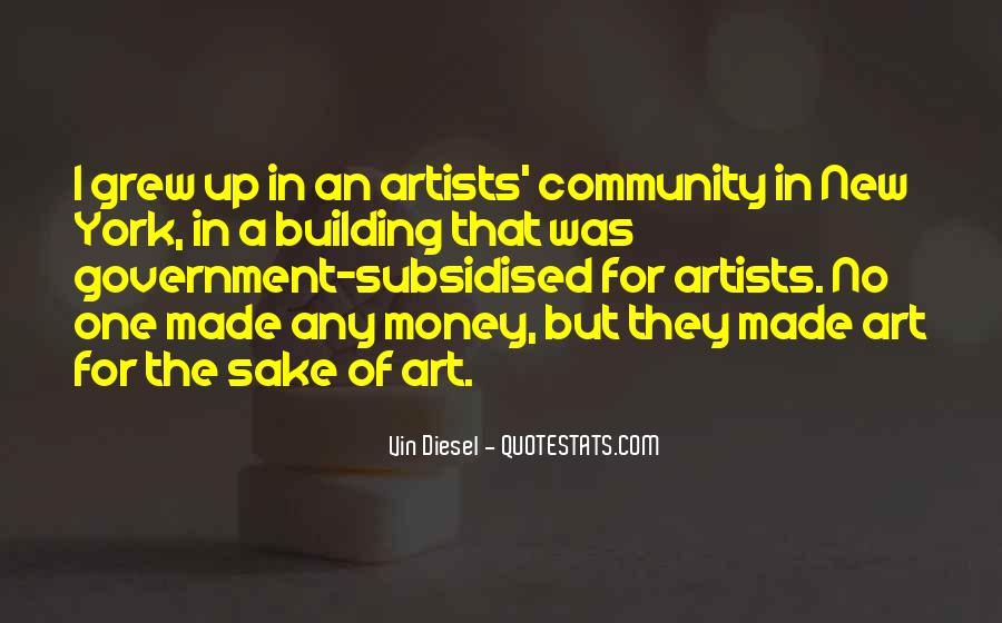 Quotes About Building A Community #954296
